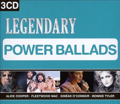 Legendary: Power Ballads