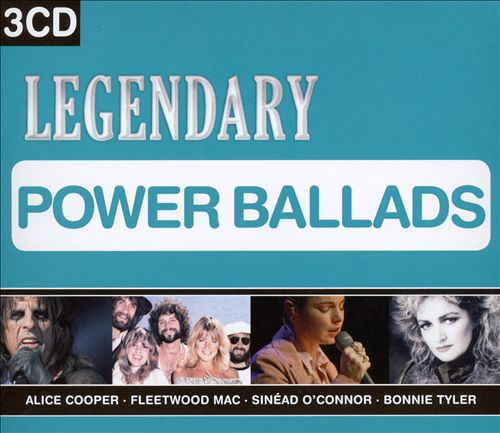 Legendary: Power Ballads