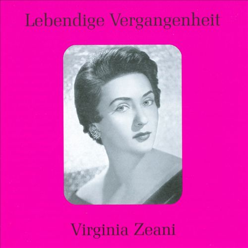 Lebendige Vergangenheit: Virginia Zeani