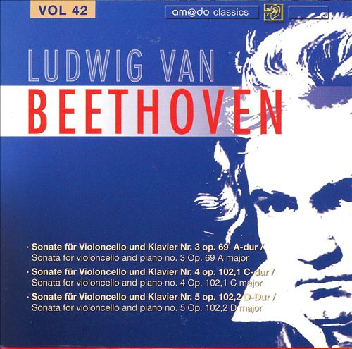 Beethoven: Complete Works, Vol. 42