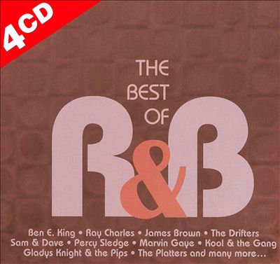 Best of R&B [Madacy 2008]
