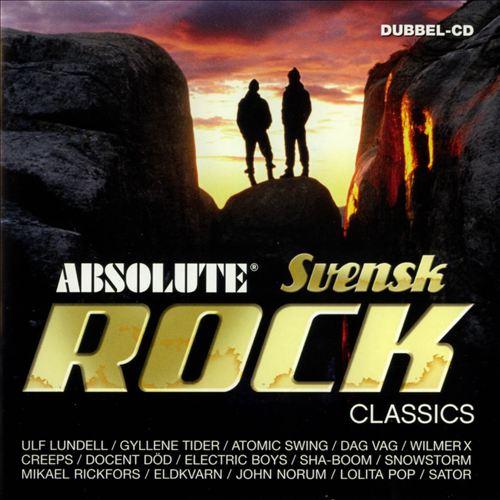 Absolute Svensk Rock Classics
