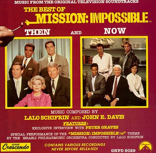 The Best of Mission: Impossible (Then and Now)