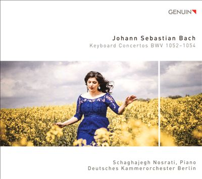 Johann Sebastian Bach: Keyboard Concertos BWV 1052-1054