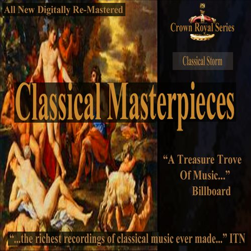 Classical Masterpieces: Classical Storm