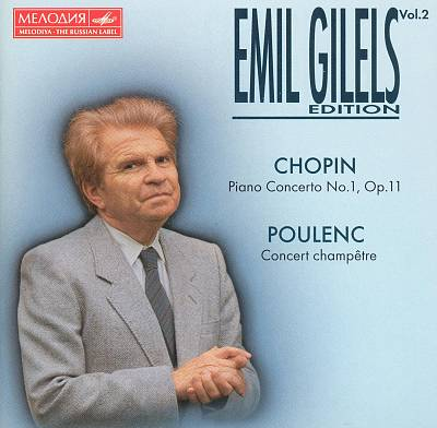 Emil Gilels Edition, Vol. 2