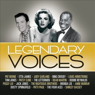 Legendary Voices: Memories Are Made of This