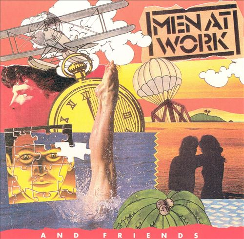Men at Work and Friends