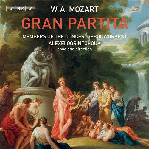 W.A. Mozart:Gran Partita