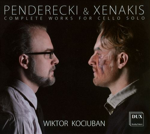 Penderecki & Xenakis: Complete Works for Cello Solo