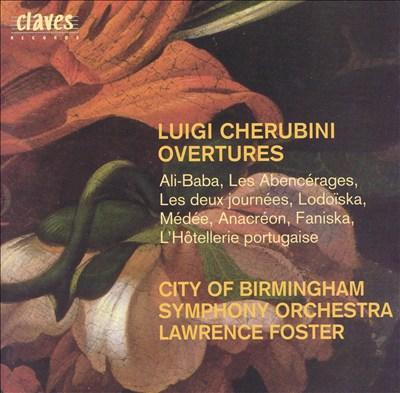 Luigi Cherubini: Overtures