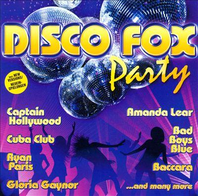 Disco Fox Party [ZYX]