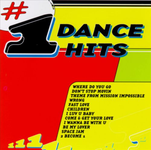 #1 Dance Hits [Simitar]