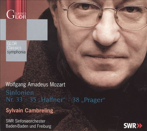 Mozart: Sinfonien Nos. 33, 35