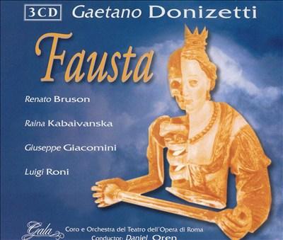 Donizetti: Fausta