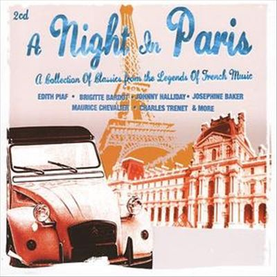 A Night in Paris [Metro Doubles]
