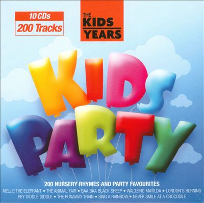 The Kids Years: Kids Party