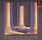 Romance & Rhapsody of Max Bruch: Violin Cto 2