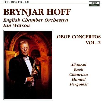 Oboe Concertos, Vol.2