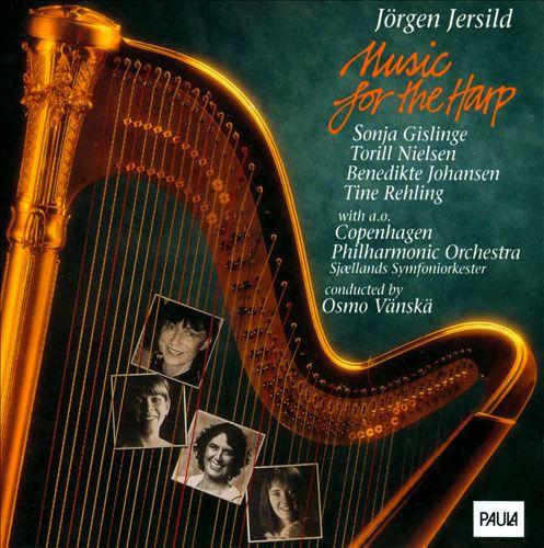 Jörgen Jersild: Music for the Harp