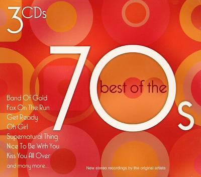 Best of the 70's [Madacy 2005]