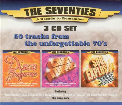 The Seventies: A Decade to Remember [K-Tel UK]