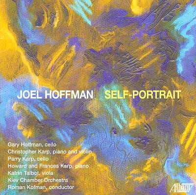 Joel Hoffman: Self-Portrait