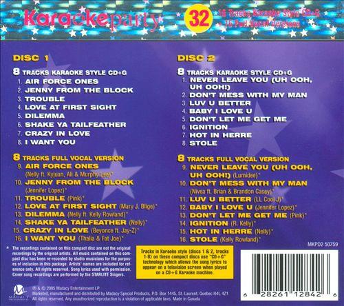 Karaoke Party: R&B Hits