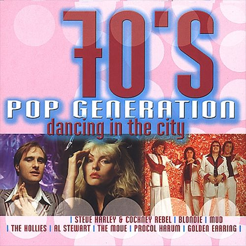 70's Pop Generation: Dancing in the City