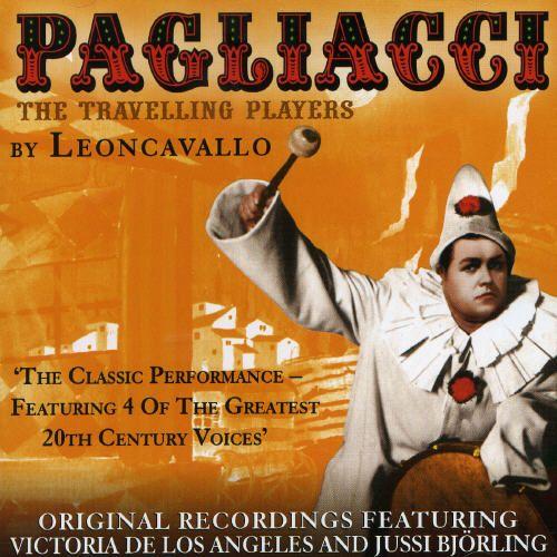 Leoncavallo: I Pagliacci [United Kingdom]
