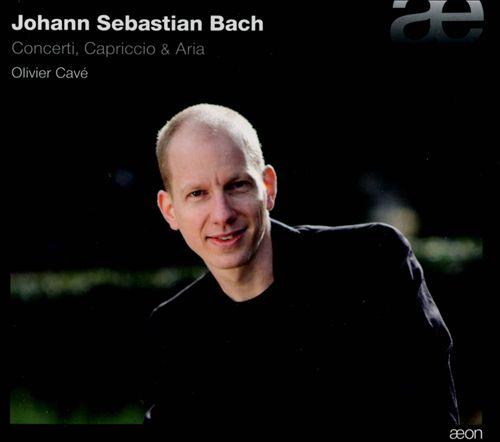 Bach: Concerti, Capriccio & Aria