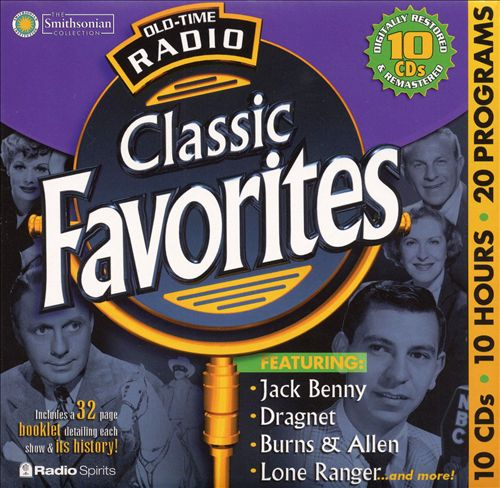 Old Time Radio: Classic Favorites