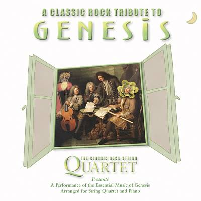 The Genesis Chamber Suite: A Classic RockTribute To Genesis [CD]