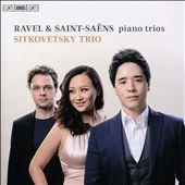 Ravel & Saint-Saëns:…
