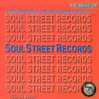 The Best of Soul Street Records