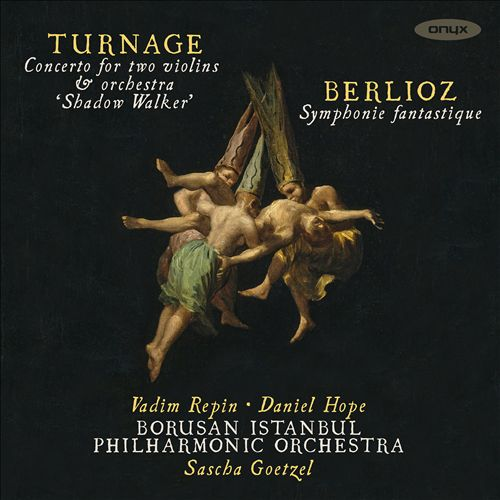 Turnage: Concerto for Two Violins & Orchestra