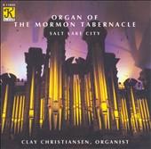 Pipe Organ of the Mormon Tabernacle