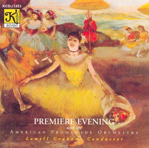 Premiere Evening with the American Promenade Orchestra