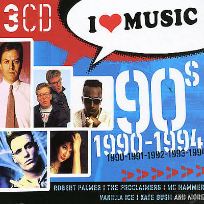 I Love Music 1990-1994