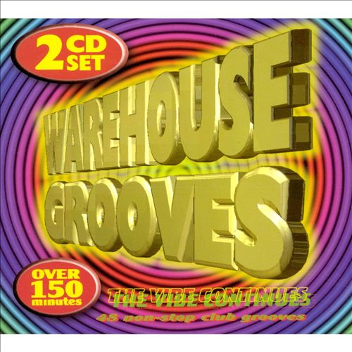 Warehouse Grooves, Vol. 5