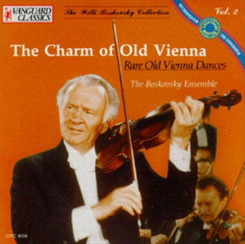 The Charm of Old Vienna: Rare Old Vienna Dances