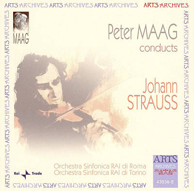 Peter Maag Conducts Johann Strauss