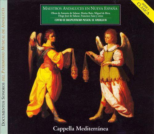 Maestros Andaluces en Nueva España