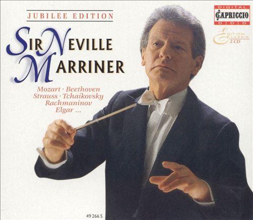 Sir Neville Marriner Jubilee Edition