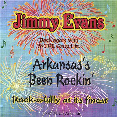 Arkansas' Been Rockin'