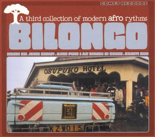 Bilongo: A Third Collection Of Modern Afro Rythms