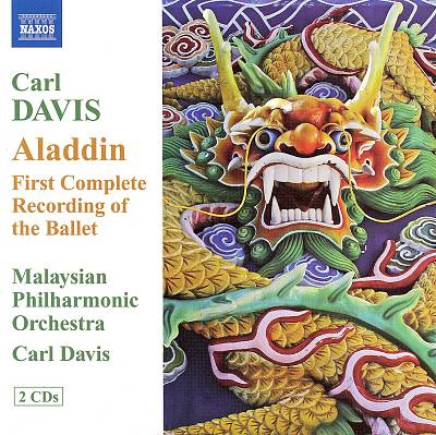 Carl Davis: Aladdin - The Ballet