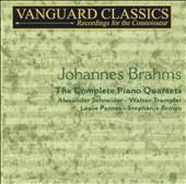 Brahms: The Complete Piano Quartets