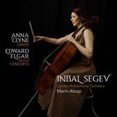 Anna Clyne: DANCE; Edward Elgar: Cello Concerto