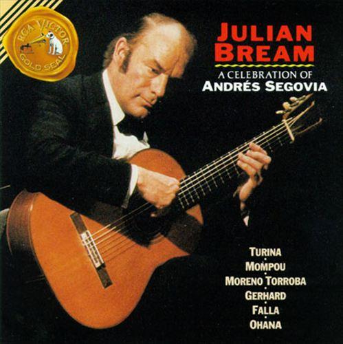 A Celebration of Andrés Segovia